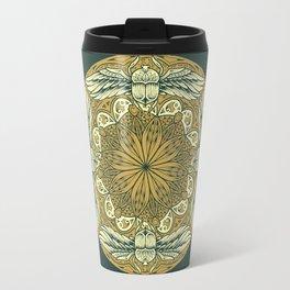 Mandala 9 Travel Mug