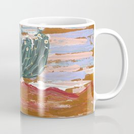 Flowering Saguaro Coffee Mug