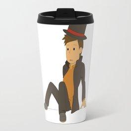 Professor Layton  Travel Mug
