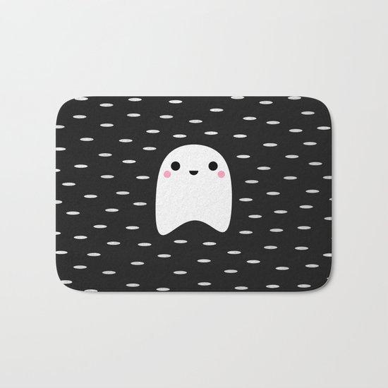 Ghost Bath Mat