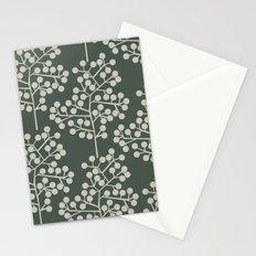 pod trees Stationery Cards
