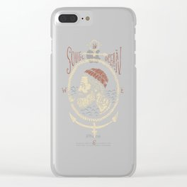 South Ocean Clear iPhone Case