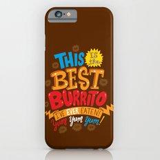 Best Burrito iPhone 6 Slim Case