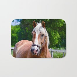 Equine Beauty Bath Mat