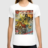 transformers T-shirts featuring transformers by Haribow