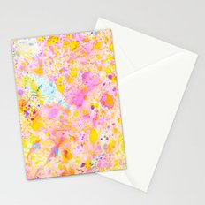 Pastel Bubble Stationery Cards