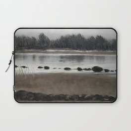 Too early out Laptop Sleeve