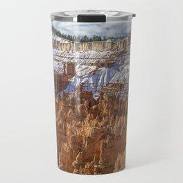 White Wall Travel Mug
