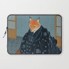 The Fox's Wedding Laptop Sleeve