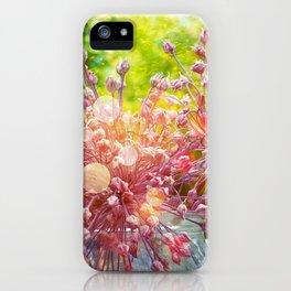 Crépuscule iPhone Case