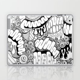 Viscera Phantasma Doodle Laptop & iPad Skin