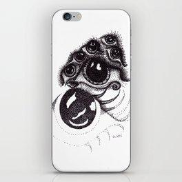 eye on waterloo iPhone Skin