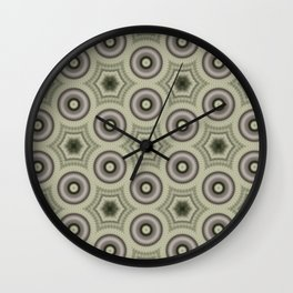 Fractal Cogs n Wheels in CMR03 Wall Clock