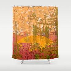 Bamboo  Shower Curtain