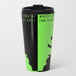 Jekyll Laboratories  Metal Travel Mug