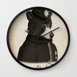 Constable Vickers Wall Clock