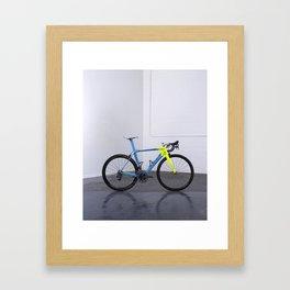 Ritte - Player One Framed Art Print