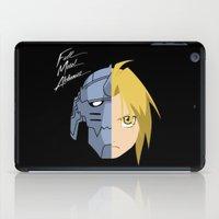 fullmetal iPad Cases featuring Fullmetal Alchemist/RAM by 5eth