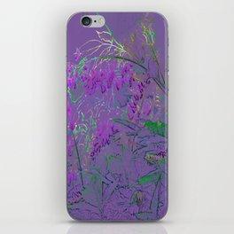 WISTERIA GARDEN 2 iPhone Skin