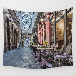 Arcade Cafe Wall Tapestry
