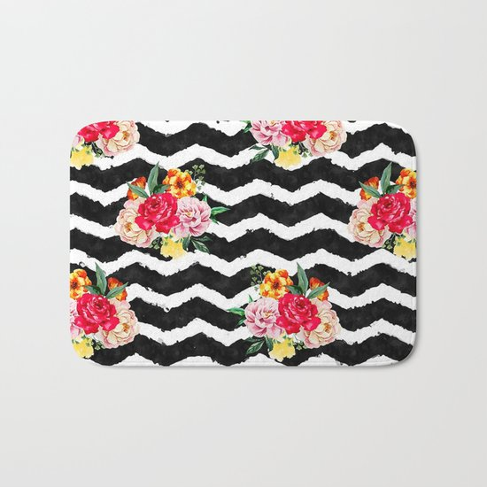 The Law is a Lady #prints #society6 Bath Mat