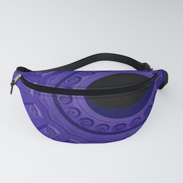 Domed Ceiling Fanny Pack