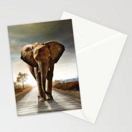 The Elephant Stationery Cards