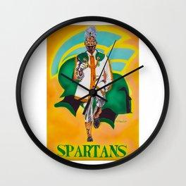 Norfolk State University Wall Clock