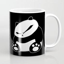 Angry Panda Coffee Mug