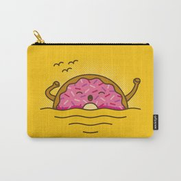 Good morning! - Cute Doodles Carry-All Pouch
