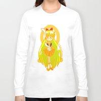 sailor venus Long Sleeve T-shirts featuring Sailor Venus by Glopesfirestar