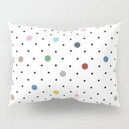 Pin Points Polka Dot Pillow Sham