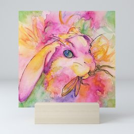 Bunny Mini Art Print