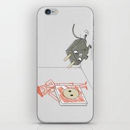 Charging iPhone Skin
