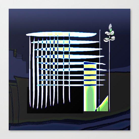 Mi Casa / House 28-09-16 Canvas Print