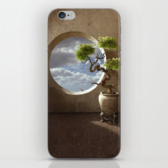 Haiku iPhone & iPod Skin