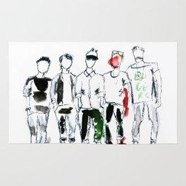 The Boys Rug