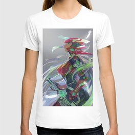 Lady Zero T-shirt