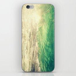 Seafoam iPhone Skin