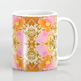 Pink & Orange Poppy 4 Coffee Mug