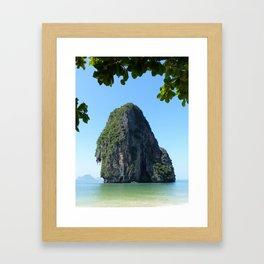 Krabi Framed Art Print