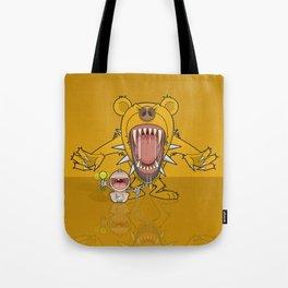 Child Minder Tote Bag