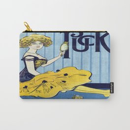 Vintage poster - Puck Carry-All Pouch