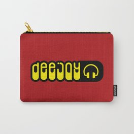 DeeJay Music Quote Carry-All Pouch