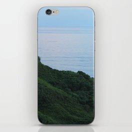 Sea of Green iPhone Skin