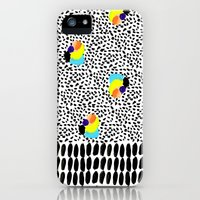 Tropical Abstract Slim Case iPhone (5, 5s)