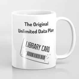 Original Data Plan Coffee Mug