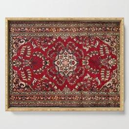 persian art carpet Serving Tray