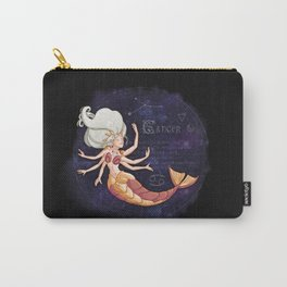 Cancer mermaid Carry-All Pouch