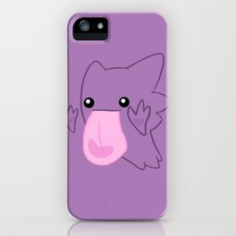 Haunter Lick iPhone Case